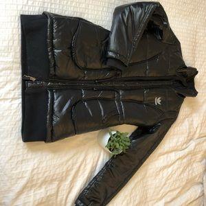 Adidas puffer coat